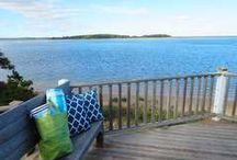 Rooms with a view / Some of our vacation rental homes with beautiful views