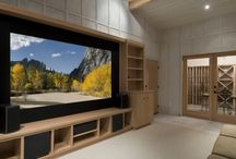 Entertainment Centers / Design solutions for you custom home entertainment center