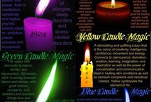 Candles and spell stuff