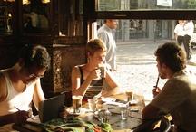 cafe: interior