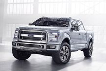 The 2015 Ford F-150 / The latest rumors, speculations and concepts of the next generation of the best selling vehicle line on the planet! / by Raceway Ford