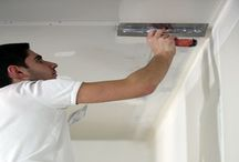 Plastering / From standard Plastering / Gyprocking to Bulkheads, Ornate Ceilings and Fibro Cornicing. Our Plasterers are experts when it comes to interior designs.
