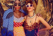 afrikanisches Kostüm