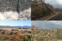 Palm Springs drive across US