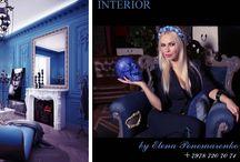 Designer Elena Ponomarenko / Interior Design by Elena Ponomarenko - Dizayn-Studiya Intererov -- www.Vitta-Group.com  +7978 720 70 71