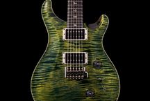 Paul Reed Smith Electric Guitars / A great line of Paul Reed Smith guitars you can find in our store