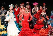 Simof 2017 | Moda Flamenca / Fotogalerías de todas las colecciones presentadas en la pasarela de moda flamenca Simof 2017.
