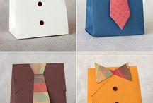 Pakke/innpakking