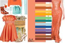 Kombinujeme farby oblečenie