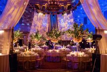 Ah La & Eugene's Avatar Theme at Gotham Hall / Our bride, Ah La, dreamed of having her wedding night theme just like the smash hit movie, Avatar. She would like to get married under the trees and her guests to be seated in the middle of forest. Tantawan Bloom transformed Gotham Hall that night and made our bride & groom's dream come true. Thank you Roey Yohai Photography for the beautiful photos!