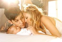 Cute Celebrity Family Photoshoots