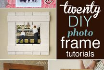 Photo frames / by Dawn
