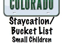 Colorado Bucket List / by Stacey Rust