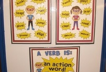 Verbs / by Dianne Ditmore
