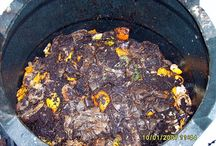 composting / by Crystal Stephens