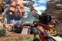 XboxOne Halo5 WZFF  ウォーゾーン ファイアファイト / 同時期に様々なゲームが発売され、あまり遊んでいなかったHalo5ですが気軽に遊べる8人協力プレイの「ウォーゾーン ファイアファイト」が始まったのでこれをきっかけに今更ですがHalo5を遊んでいこうかと…当分はWZFFで徴発ポイント貯めてきます!