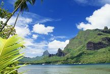 Places I'd Love to Visit - French Polynesia