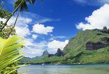 South Sea Islands / Travel