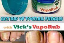 Vicks uses