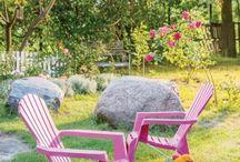 Ogród przed domem / Aranżacje i pomysły na ogród przydomowy.