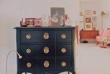 Home decor. / Home decor.Interior design.Interior styling.Classic decor.Scandinavian decor.Pastel decor.