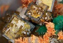 Arsenocrandallite (Groupe) / Arséniates : Arsenocrandallite, Arsenogoyazite, Segnitite, Philipsbornite