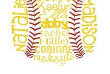 All things softball
