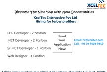 XcelTec Interactive Private Limited hiring NOW!!!