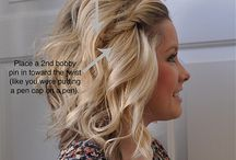 Hair Do's / by Cammie's Makeup Biz