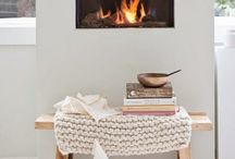 Fireplaces - we love them!