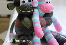 Sock Monkeys  / by Johnna Stout Fulkerson