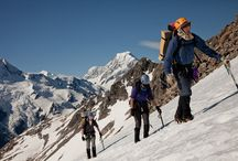 Dream of climbing Mountain / Mountaineering is not an easy thing, not everyone can ascent the mountain peaks. Visit http://bit.ly/249AucG