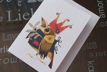 greeting cards / by Olga Sugden