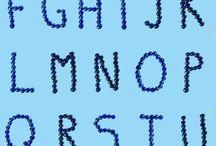 My type / Utilizzerei il font per: - L'insegna di un centro ricreativo, magari pomeridiano, per bambini. - Indicare l'insegna di spogliatoi per bambini/e e spogliatoi sempre per bambini/e - Una zona per l'infanzia in cui son presenti giostre e giocattoli in un lido al mare