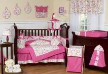 Baby Girl's Room Ideas
