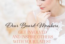 HZW's redommended Vendor News / It's a group board which includes wedding vendors recommended by Hochzeitswahn. These vendors and Hochzeitswahn can post updates, news, events, etc. to this board to keep you inspired.