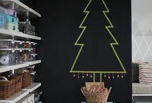 Noël / Christmas deco and recipes