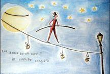 Illustrating  my mind: Le mie illustrazioni / Le illustrazioni realizzate da me