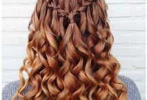 Prom Hair-Do's