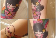 Tattoos / by Lady G./Gender Issues .