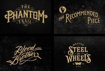 Lettering/Typography