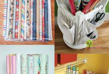 How to be organised / Clever storage ideas that you can easily implement at home