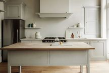Kuchnia - stylizowana - rustykalna