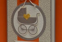 Stampin' Up! ~ Something for Baby
