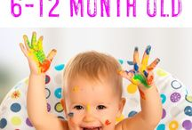 Things to do 1-12 months