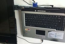 old laptop
