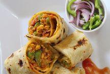 Wraps & kathi roll