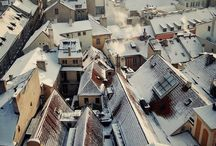 places: Prague
