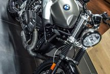 BMW Scrambler R nine T