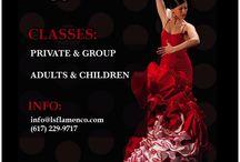 Flamenco Workshop / Learn Flamenco in Boston, Massachusetts.